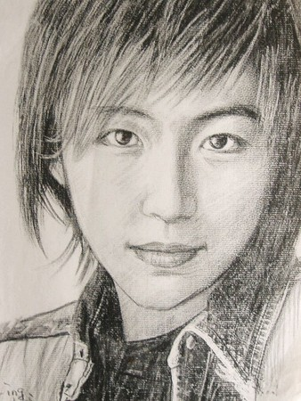 w-inds イラスト似顔絵