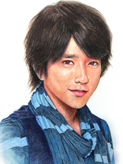 二宮和也 画像 Ekota Illustration Gallery